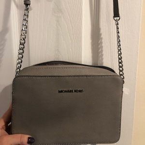 Michael Kora Jet Set Crossbody Bag